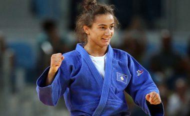 Majlinda Kelmendi triumfon ndaj portugezes Ramos, i sjell medaljen e bronztë Kosovës