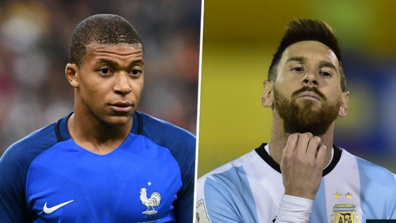 """""""Mbappe është më profesionist se Messi"""""""