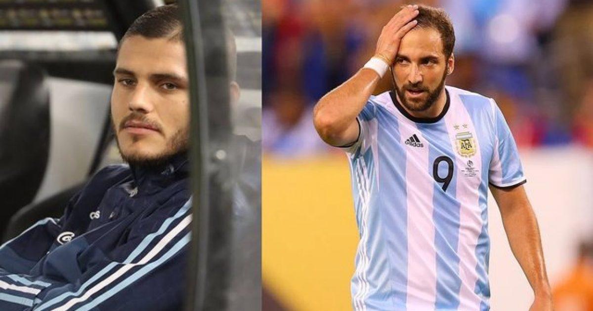 Higuain nuk ftohet nga Argjentina për takimin ndaj Rusisë  në listë është Icardi