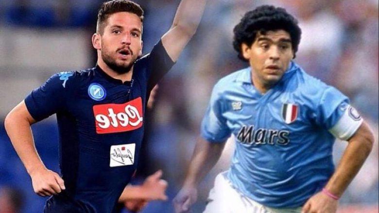 Mertens: Mos më krahasoni me Maradonan