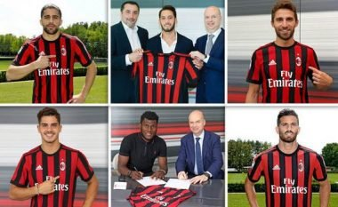 """""""Milani shpenzojë keq paratë e transferimeve"""""""