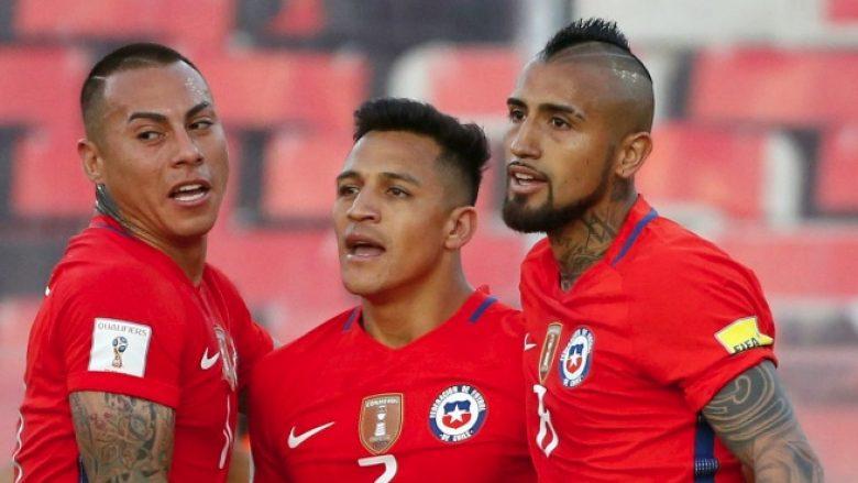 Nga Sanchez e Vidal te Bale e Robben – Këta janë yjet që do të mungojnë në Kampionatin Botëror (Foto)