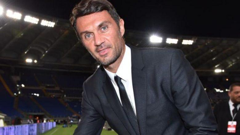 Maldini: Milani duhet të besojë në vendin e katërt
