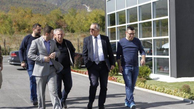 Fatmir Gashi: Kur Peja flet për biznes, qytetet tjera duhet të mbajnë shënime