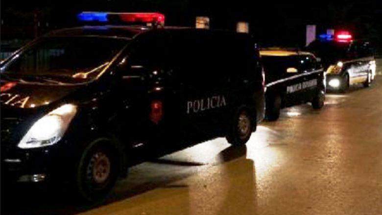 Të shtëna me armë në Tiranë