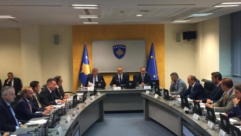 Qeveria një minutë heshtje për Musliun dhe Ivanoviqin