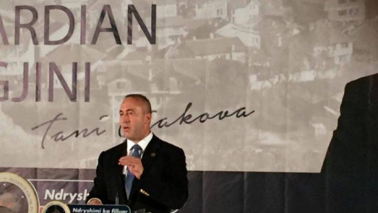 Haradinaj: Shkarkimet e fundit nuk i bëra për inati, nuk mundem me duruar në pa kufi
