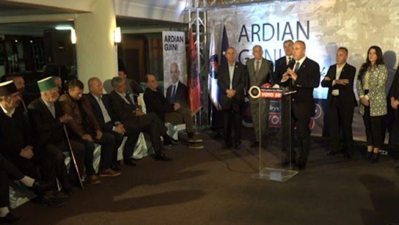 Haradinaj: Ato që i premton AAK, i realizon