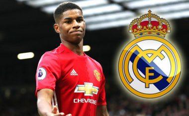 Ronaldo ia propozon Perezit sulmuesin e Unitedit, Rashford