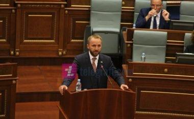 Tahiri: Do ta procedojmë në Kuvend themelimin e Gjykatës Komerciale