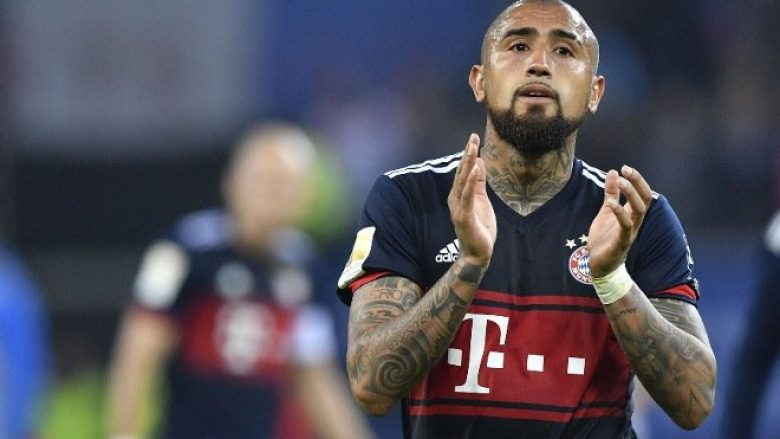 Vidal do të operohet, humb ndeshjet ndaj Realit
