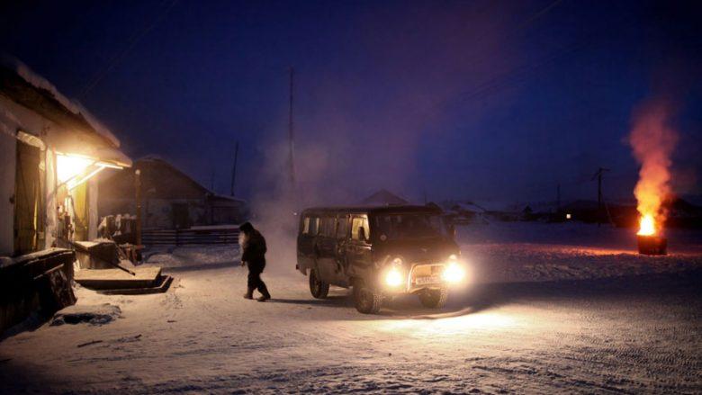 Mirë se vini në vendin më të ftohtë të banuar në botë! (Foto)