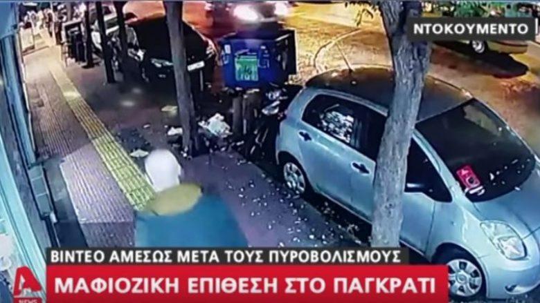 Publikohen pamjet e atentatit ndaj shqiptarit në Greqi (Video)