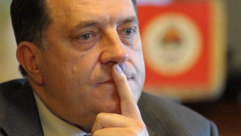 Dodik: Bosnja nuk do ta njohë Kosovën