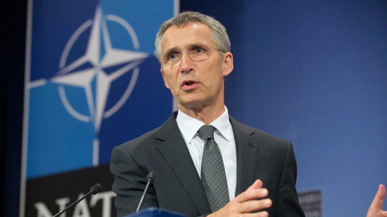 NATO me deklaratë pas bisedës telefonike të Stoltenbergut me Haradinajn dhe Vuçiqin