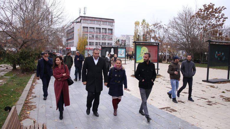 Ahmeti prezantoi projektet kapitale