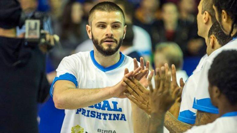 Prishtina fiton me rezultat bindës ndaj Pejës
