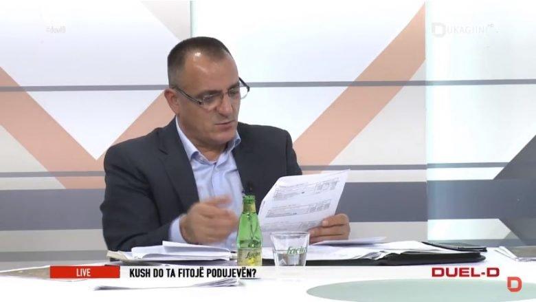 Potera: Agim Veliu ka bërë investime vetë aty ku ka pasur elektorat (Video)