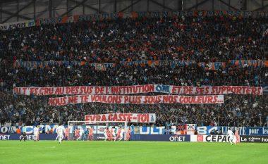 Fansat e Marseille nuk e dëshirojnë Evran në klub, francezi ua kthen me të mirë – Merr përkrahje nga Alves (Foto)