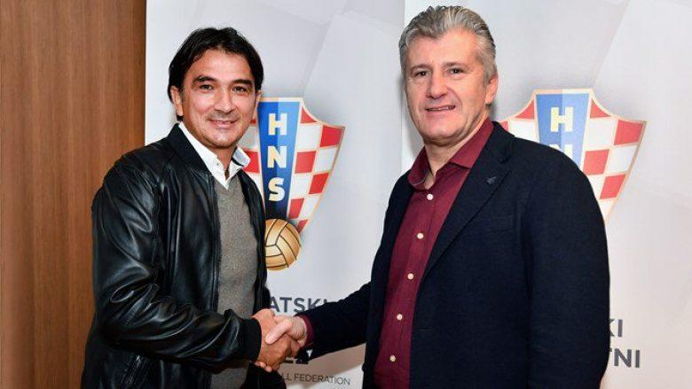 Kroacia vazhdon me trajnerin që i dërgoi në Kupën e Botës