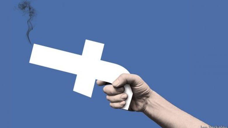 Facebook e pranon se rrjetet sociale mund të jenë të këqija nëse i përdorni atë në këtë mënyrë!