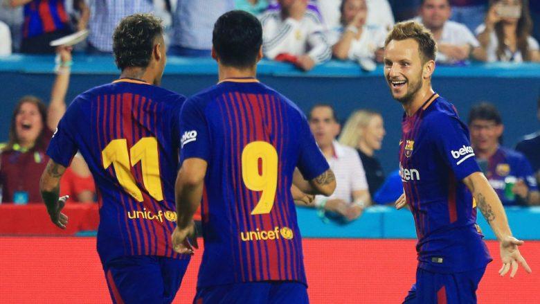 Rakitic: Barcelona më e balancuar pa Neymarin