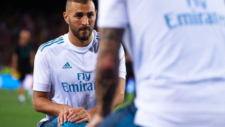 Benzema: Presioni te Reali është shumë i madh, jam mësuar