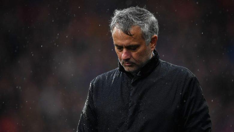 Analizë: Nëntë ndeshje, zero fitore, një gol – Mourinho mysafir anemik