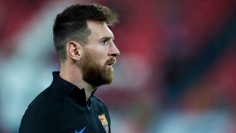 Presidenti i La Ligas: Messi e ka rinovuar kontratën me Barcelonën