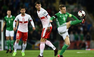 Xhaka i lumtur me fitoren ndaj Irlandës së Veriut: Hap i madh drejt Kupës së Botës (Foto)