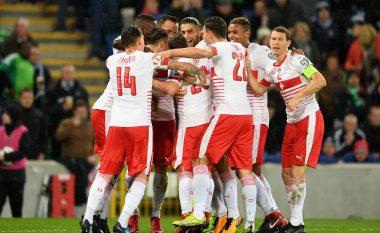 Shaqiri e ndihmon Zvicrën të fitojë në udhëtim, afër kualifikimit në Botëror (Video)