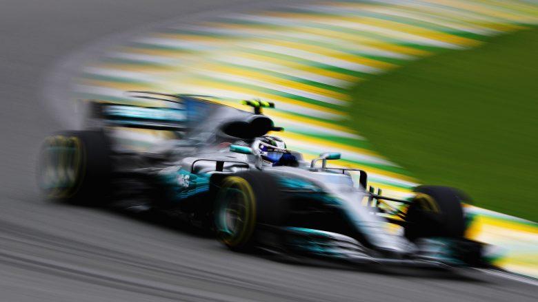 Bottas i pari në Interlagos, Hamilton i dyti