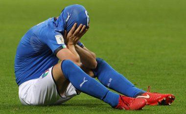 Eliminimi i Italisë në faqet e para të shtypit sportiv (Foto)