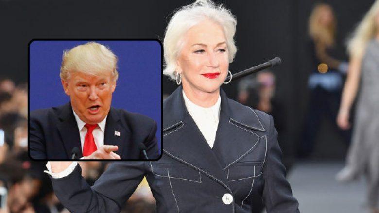 Helen Mirren: Do të më pëlqente ta luaja rolin e Trumpit, i kemi flokët njësoj