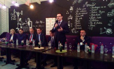 Partia e Drejtësisë kërkon besimin e qytetarëve të Vushtrrisë për Ferit Idrizin