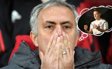 Lojtarët që mund t'i shesë Mourinho për ta transferuar Mesut Ozilin (Foto)