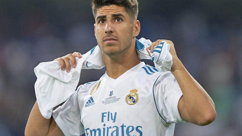 Asensio ka tri oferta nga klubet e mëdha në tavolinë
