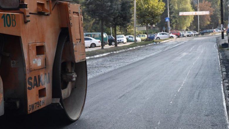 Rregullohet rruga që mbante peng Tetovën