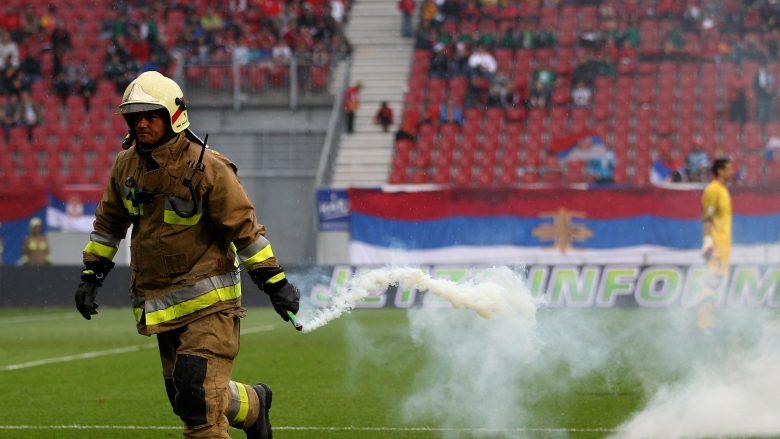 Koret kundër Kosovës, FIFA e dënon Serbinë me 160 mijë franga zvicerane