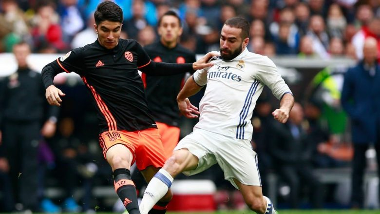 Mourinho cakton shënjestrën për janar: Ai është talenti i Valencias, Carlos Soler