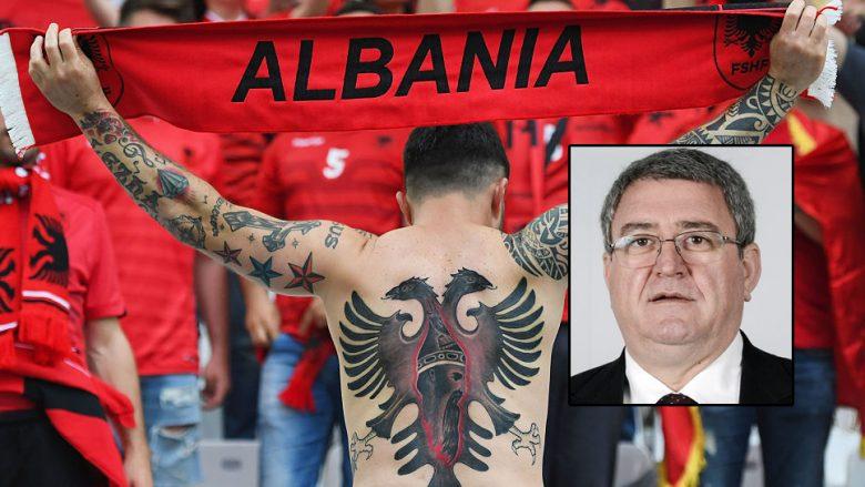 Duka: Me një short të mirë, Shqipëria mund të kualifikohet në 'Euro 2020'