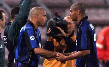 Ronaldo: Adriano mund të bëhej fenomen si brazilianët e tjerë