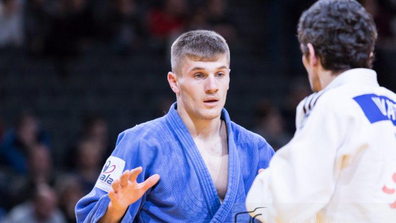 Akil Gjakova siguron medalje evropiane, në finale takohet me xhudistin rus