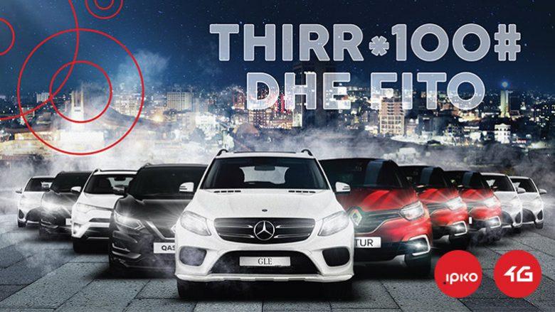 IPKO sjellë lojën më të madhe shpërblyese – dhurata të shumta përfshirë 10 VETURA, shpërblimi kryesor Mercedes-Benz GLE 350