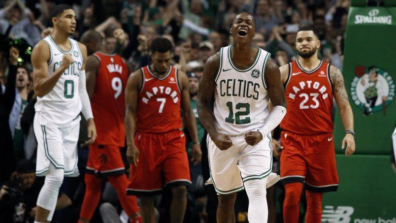 Fitorja e 12-të radhazi për Celtics, triumfojnë edhe Rockets e Thunder (Video)