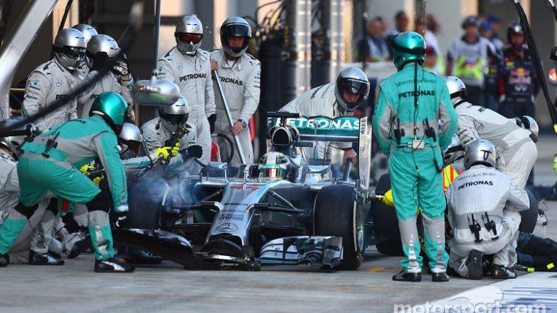 Vjedhje dhe të shtëna me armë zjarri në drejtim të stafit të Mercedesit, Lewis Hamilton: Kjo ndodh çdo vit në Brazil!
