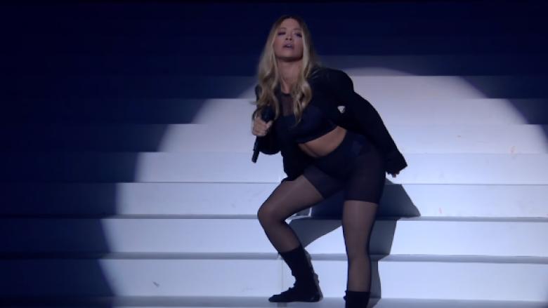 Magjia Rita – performanca e plotë e Rita Orës në MTV EMA (Video)