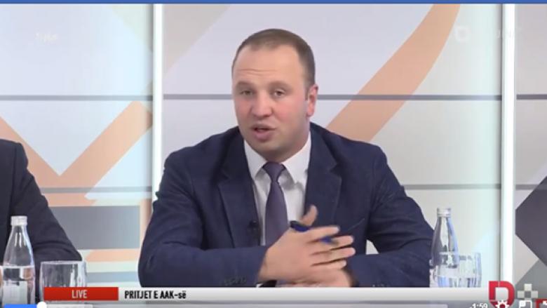 Begolli: AAK-ja do të jetë në hartën e partive serioze në vend