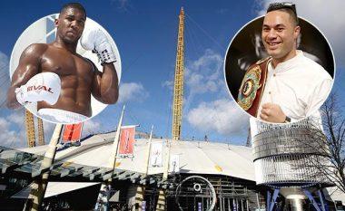Joshua kthehet në muajin mars në ring ndaj Parkerit, promotori Hearn tregon se marrëveshje është shumë afër
