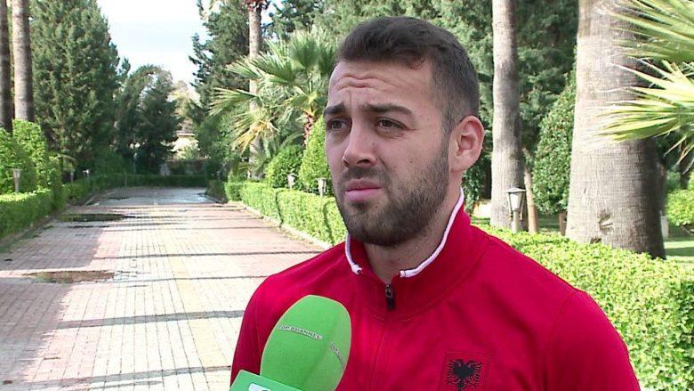 Bare flet për karrierën e tij te Atletico, shoqërinë me yje, lidhjen me vajzën e ndihmësit të Simeones dhe Kombëtaren Shqiptare